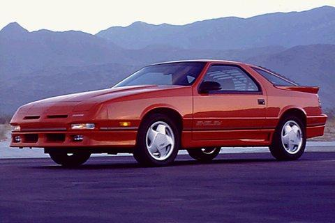 Chrysler Daytona Shelby / Крайслер Дейтона Шелби обзор лучших автомобилей