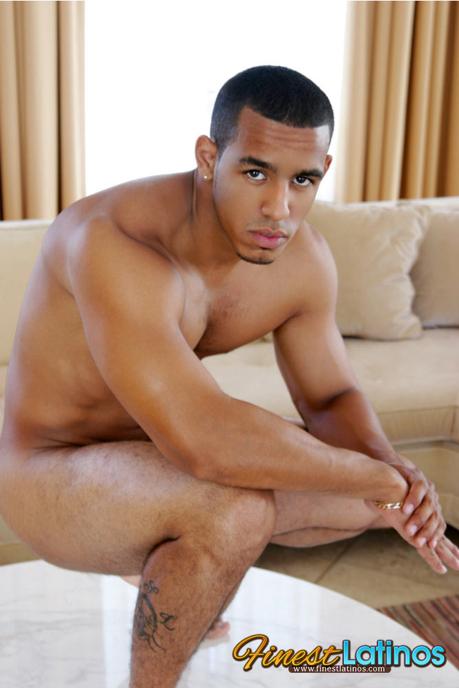 Muscle Hunk Joey Lunas Jerks Off At Finest Latinos  Hairy -8824