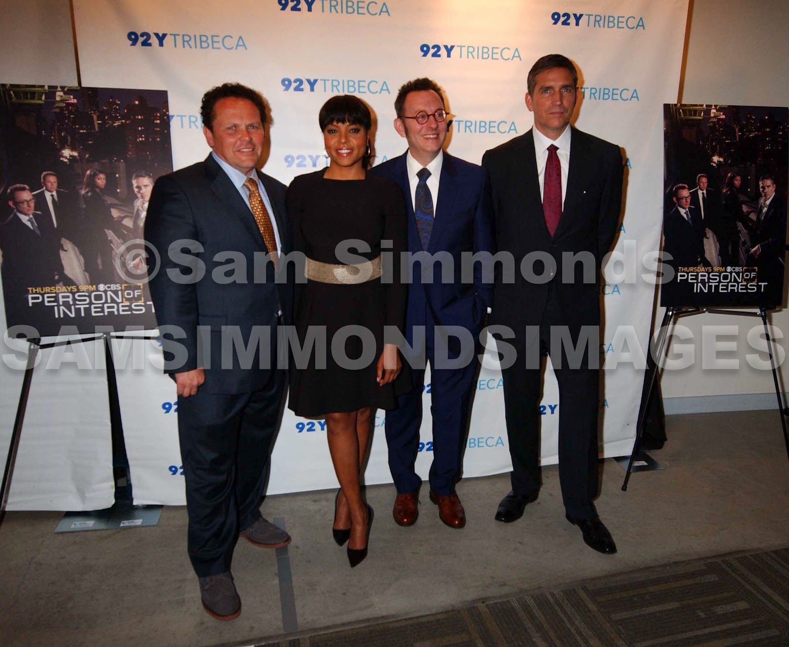 CBS's Person Of Interest Season Premiere Preview Kick-Off With Cast