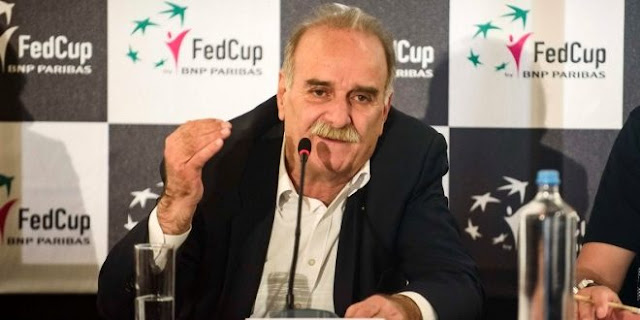Σπύρος Ζαννιάς: «Προσβλητικές οι δηλώσεις  του Ντιμιτρόφ κατά του ATP Sofia Open»