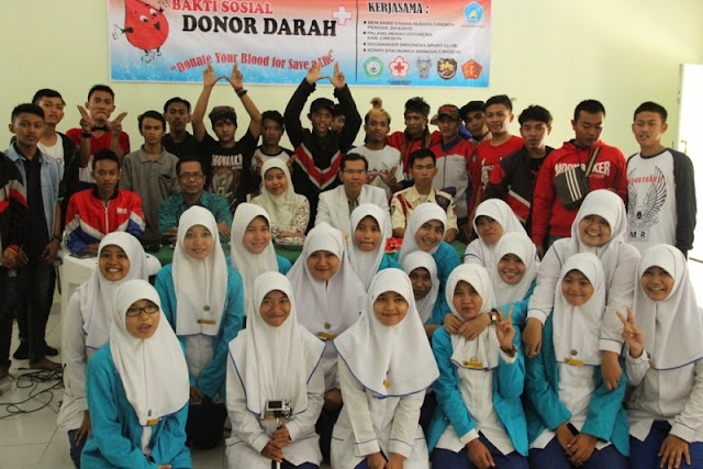 Moonraker Donor Darah
