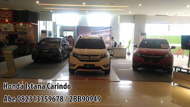 Honda Istana Carindo Mengadakan Pameran Mobil 2018