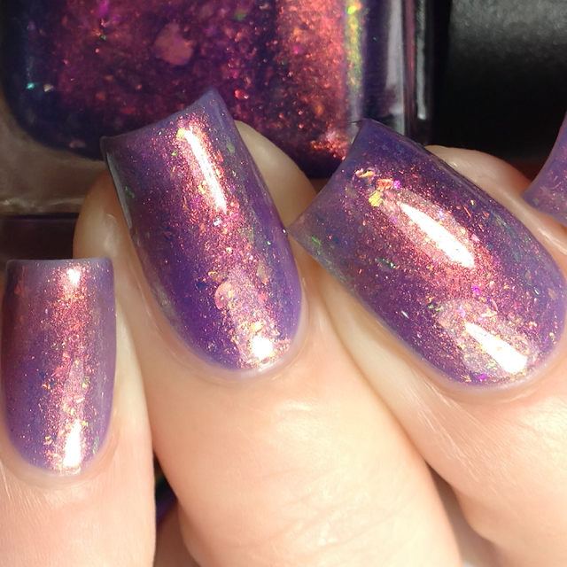 Ethereal Lacquer-Nymph Wings