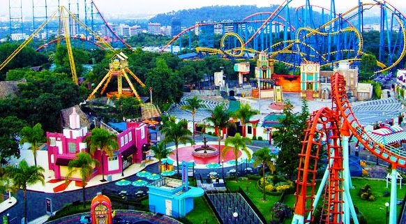 Parque Six Flags México