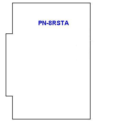 Описание карты PN-8RSTA