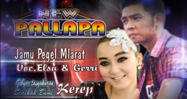 Download ( New Pallapa ) - Jamu Pegel Mlarat mp3 - Gerry feat Elsa Safira