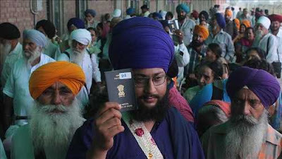 Pakistan Issued Visas To Sikh Pilgrims