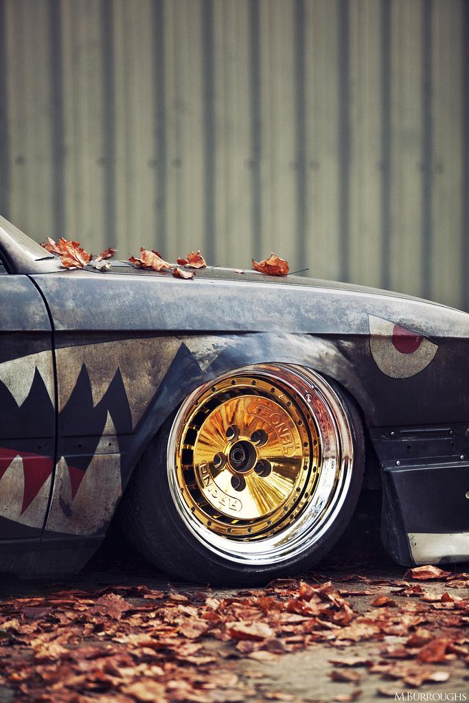 Twin City Honda >> backwheelsbitches: ☆ Rusty Slammington