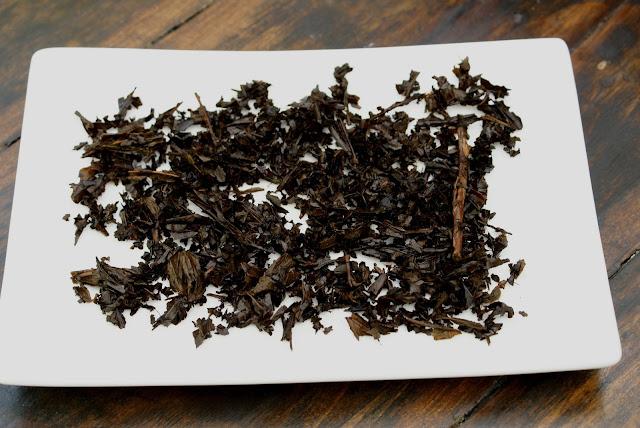 thé japonais torréfié