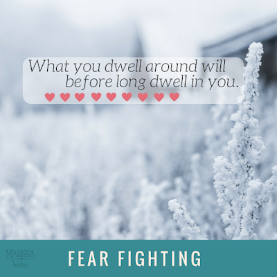 Fear Fighting by Kelly Balarie a Book Review on Reading List
