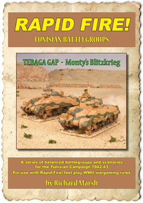 Tebaga Gap — Monty's Blitzkrieg