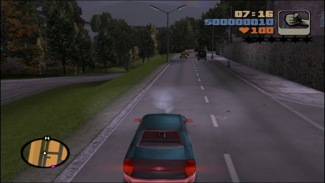 Grand Theft Auto 3 PC Game Play