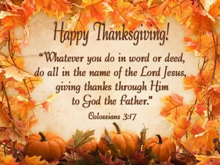 40 Best Thanksgiving Quotes To God To Share With Your Friends2018