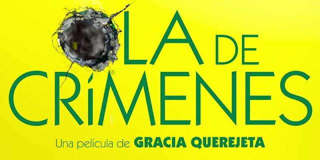 'Ola de Crímenes', la nueva película de Gracia Querejeta, ya tiene tráiler