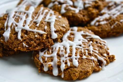 50 Calorie Sassy Molassy Vegan Cookies