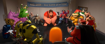Wreck-it Ralph Group