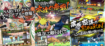 Naruto Shinobi Collection Shippuranbu MOD Unlimited HP Health + Mana All Characters Unlocked Opened Apk+Data (OBB) for Android Terbaru Gratis Download