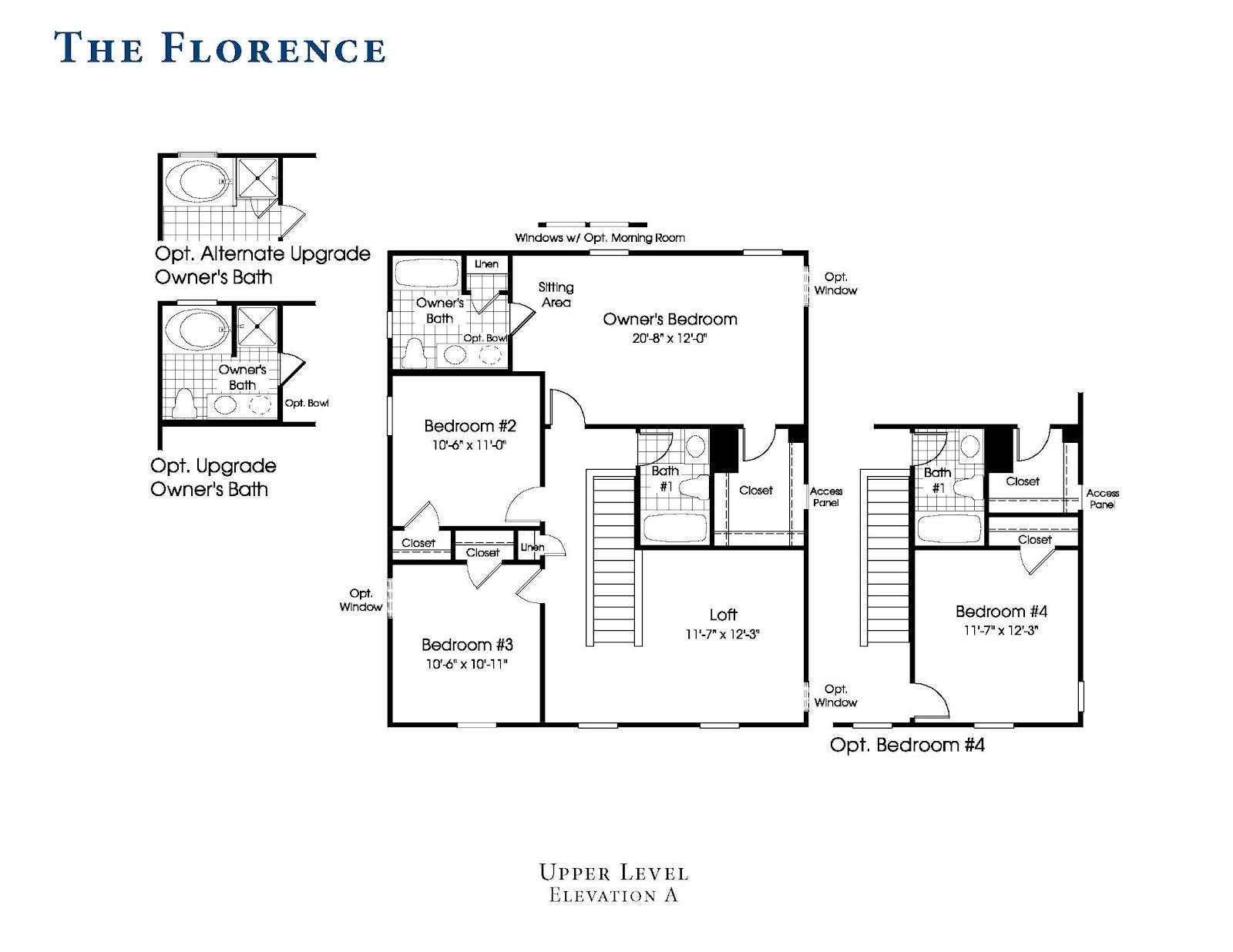 Ryan Homes Milan Interactive Floor Plan: New Construction: 3 Wickham Way, Charlottesville, VA 22901