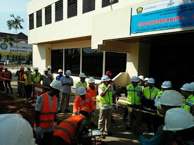 PGN Bagikan Konverter Kit Bahan Bakar Gas (BBG) di Lampung