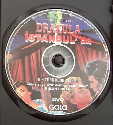 Drakula İstanbul'da DVD