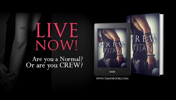 CREW by Tijan @TijansBooks @ninabocci #NowAvailable #NewRelease #Review #TheUnratedBookshelf