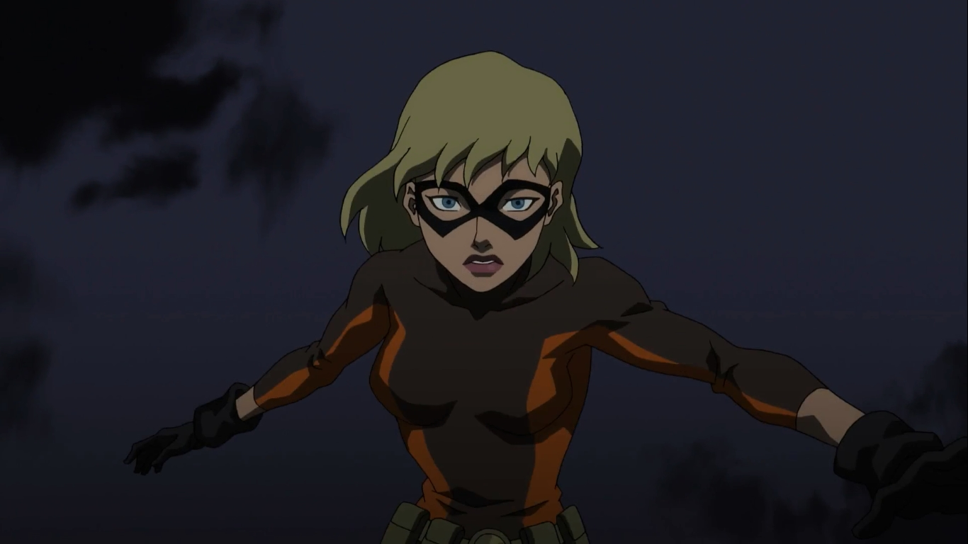 Review -- Justice League Vs Teen Titans 2016 - Method -6024