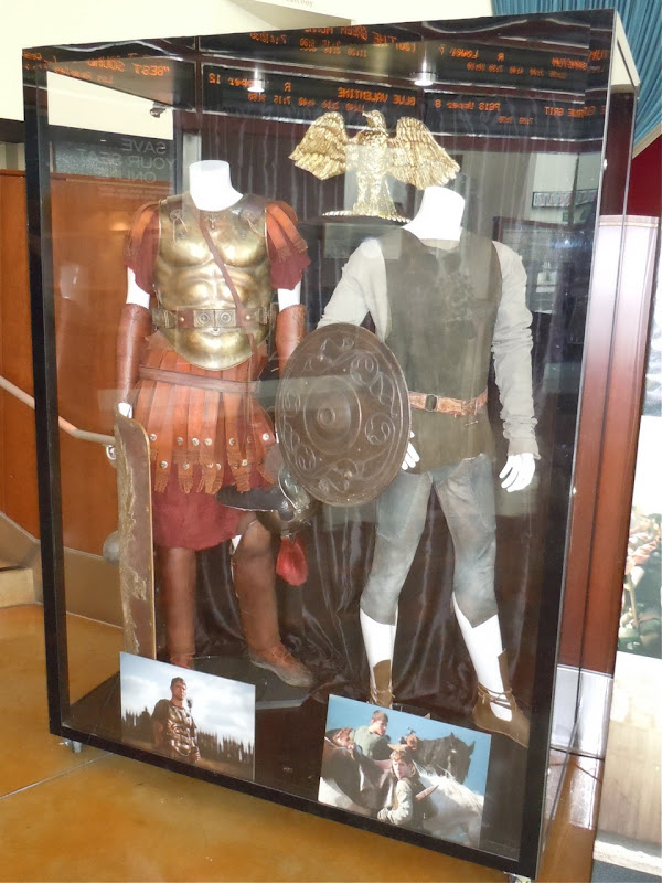Original The Eagle movie costumes