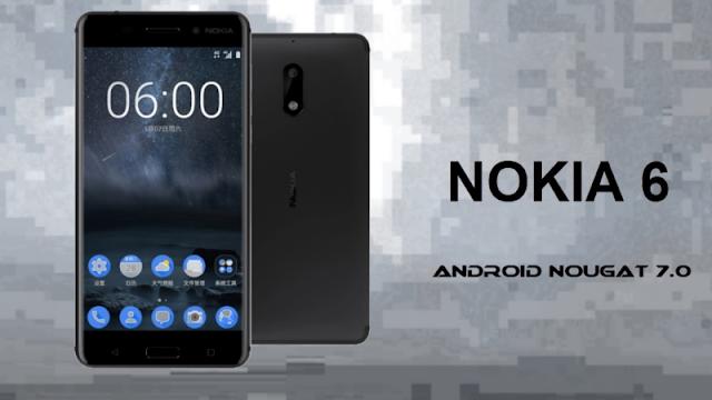 Nokia 6 com Android