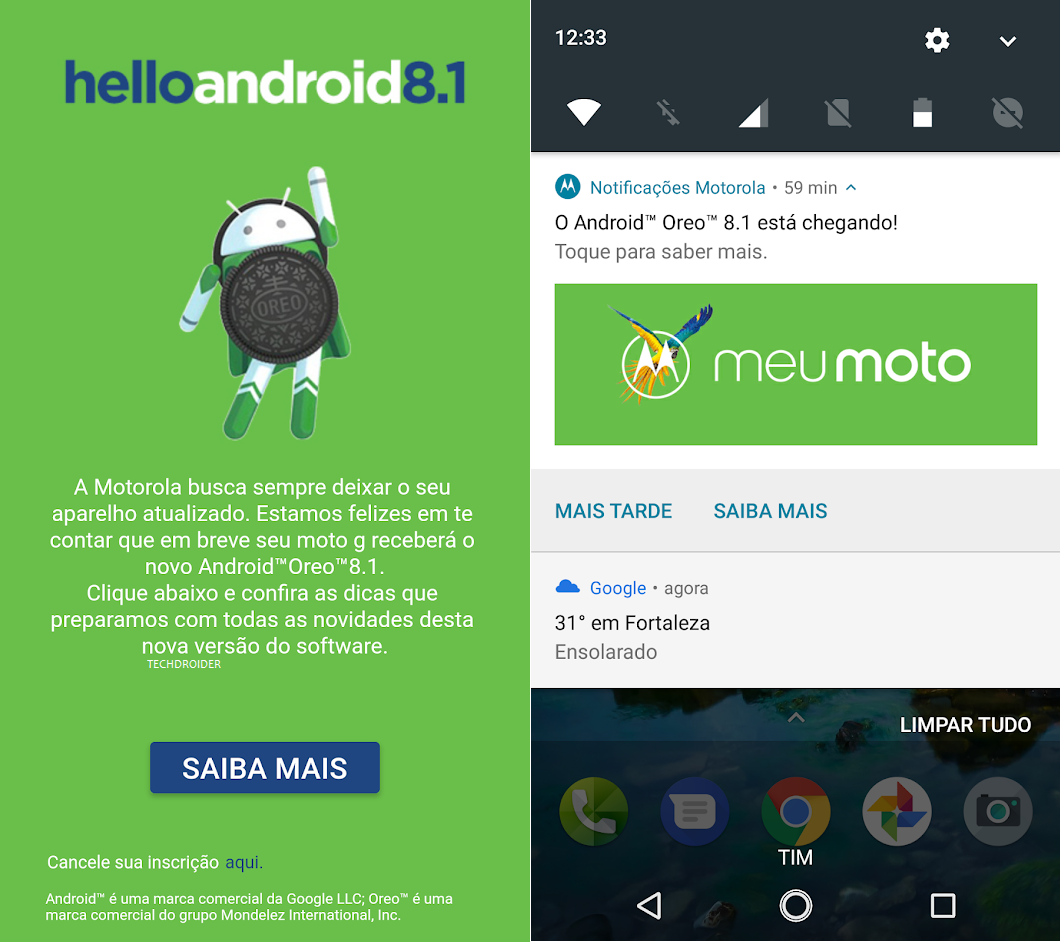 TechDroider: Motorola