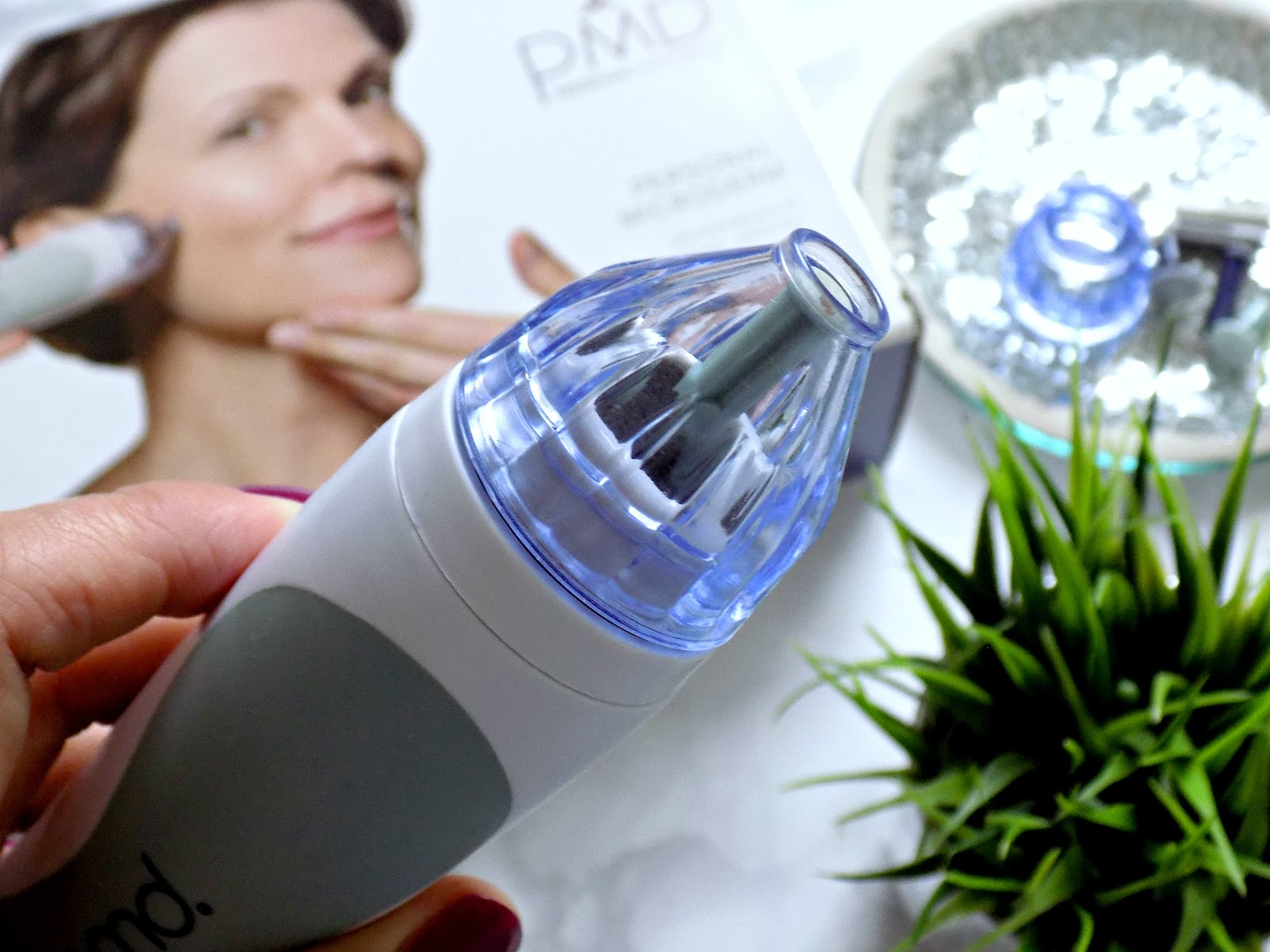 PMD Personal Microderm, review