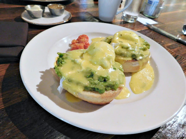 Urban Farmer | avocado benedict