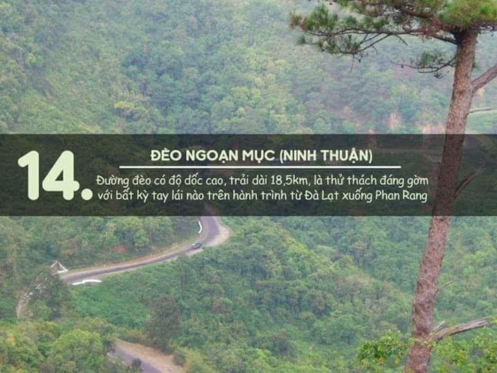 Đèo Ngoạn Mục (Ninh Thuận)