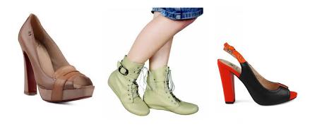 Model Sepatu untuk Wanita Pendek dan Berisi