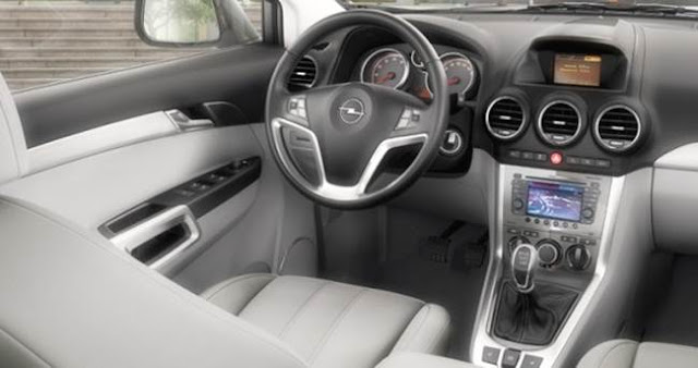 2018 Opel Antara Redesign, Release Date