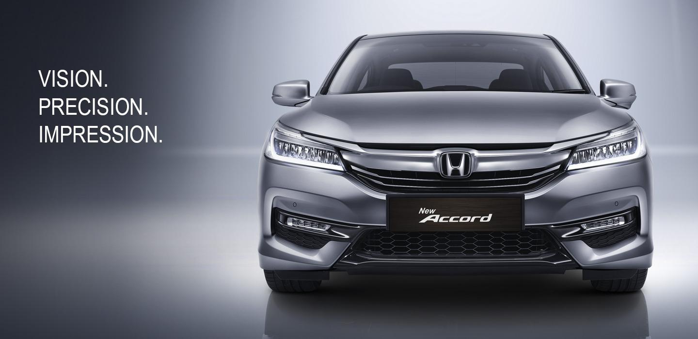 Info Harga dan Promo Honda Accord