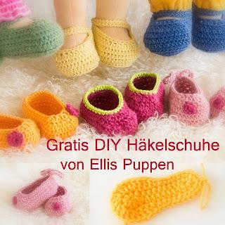 http://www.ellis-puppen.de/puppenschuhe-haekeln-gratis-anleitung/