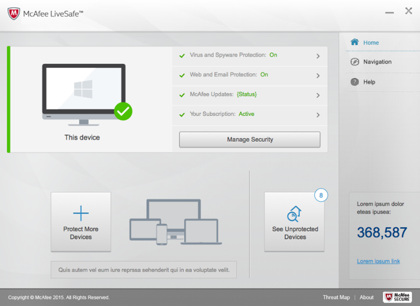 Mcafee All Version Free Full Version Antivirus Software Download For Pc Latestactiongames