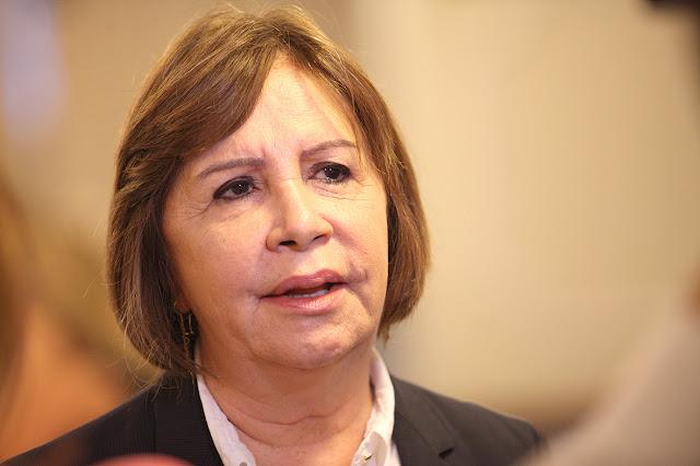Terezinha Nunes assumirá a vaga de Raquel Lyra na ALEPE