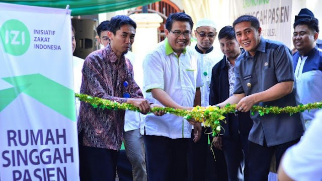 Makassar IZI Sediakan Rumah Singgah Bagi Pasien yang Datang Berobat di Makassar
