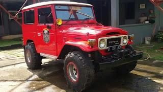Lapak Mobil Lawas : Dijual BJ40 1983 jual cepat aja......siap pakai