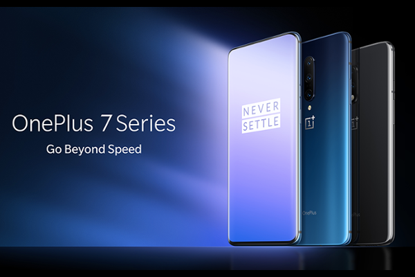 OnePlus 7, OnePlus 7 Pro and OnePlus 7 Pro 5G goes official