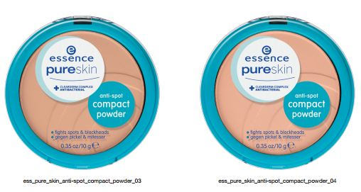 compact powder essence