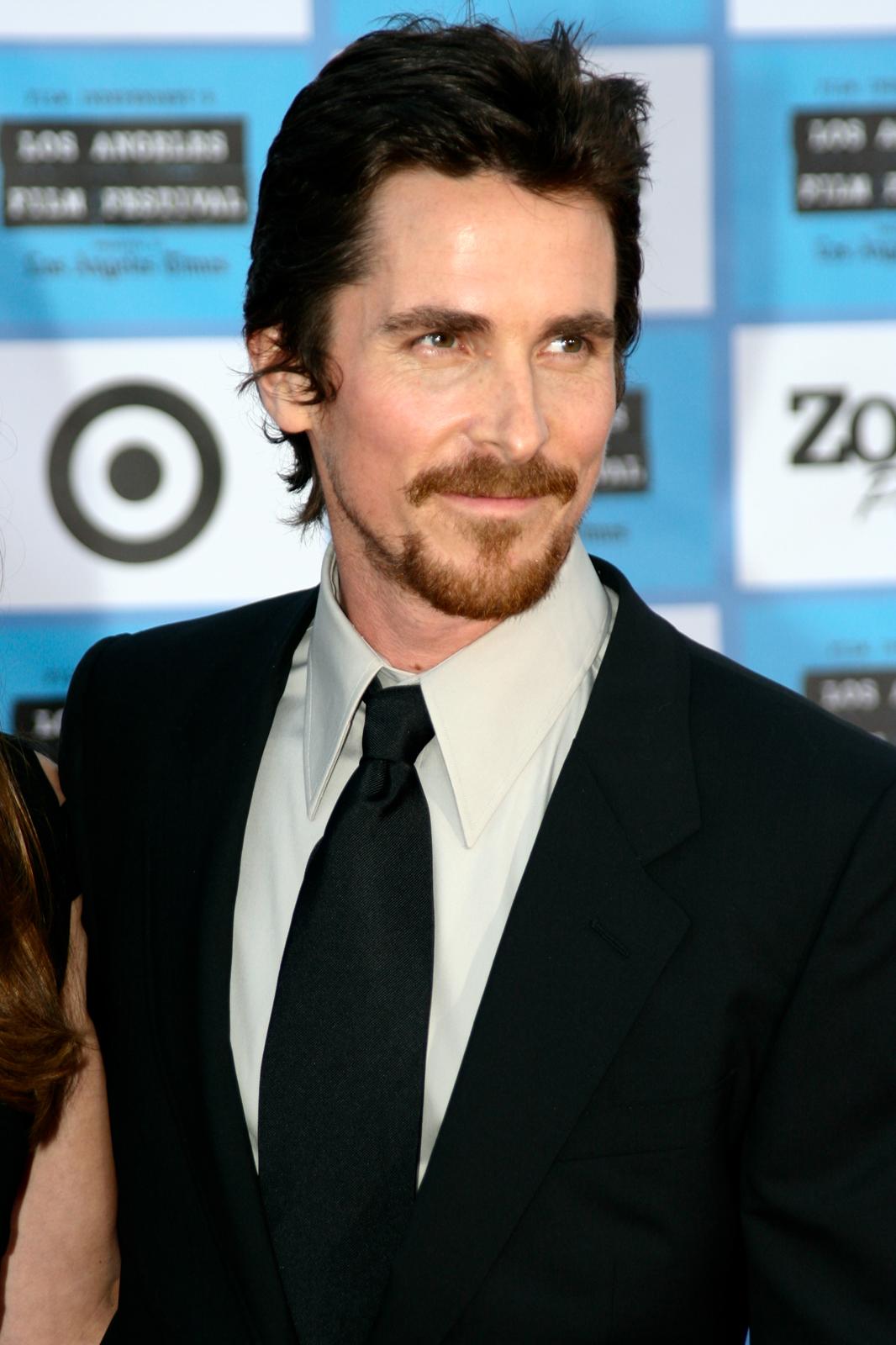 Christian Bale Pulls Out Of Enzo Ferrari Biopic Over ... Christian Bale