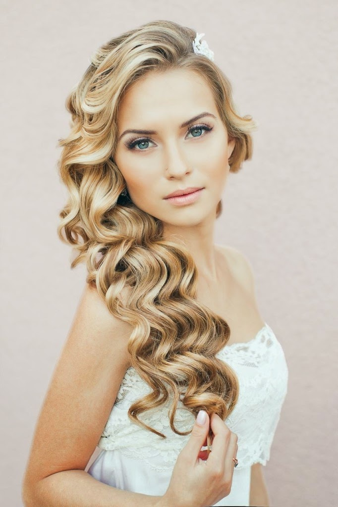 Amazing Beautiful Wedding Hairstyles Blacksandbrights Hairstyles For Women Draintrainus