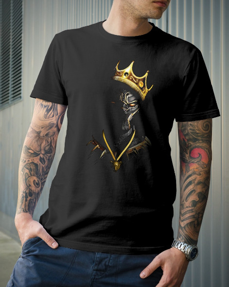crown cat t shirt, cat with crown t shirt, cat crown t shirt