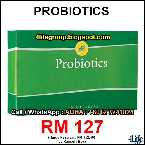 4Life Probiotics