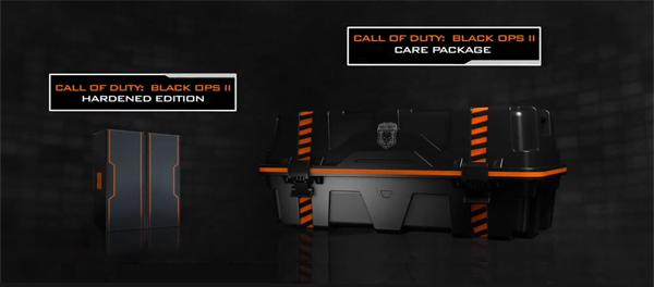 Call of duty: black ops ii 2 care package [xbox 360, collector's.