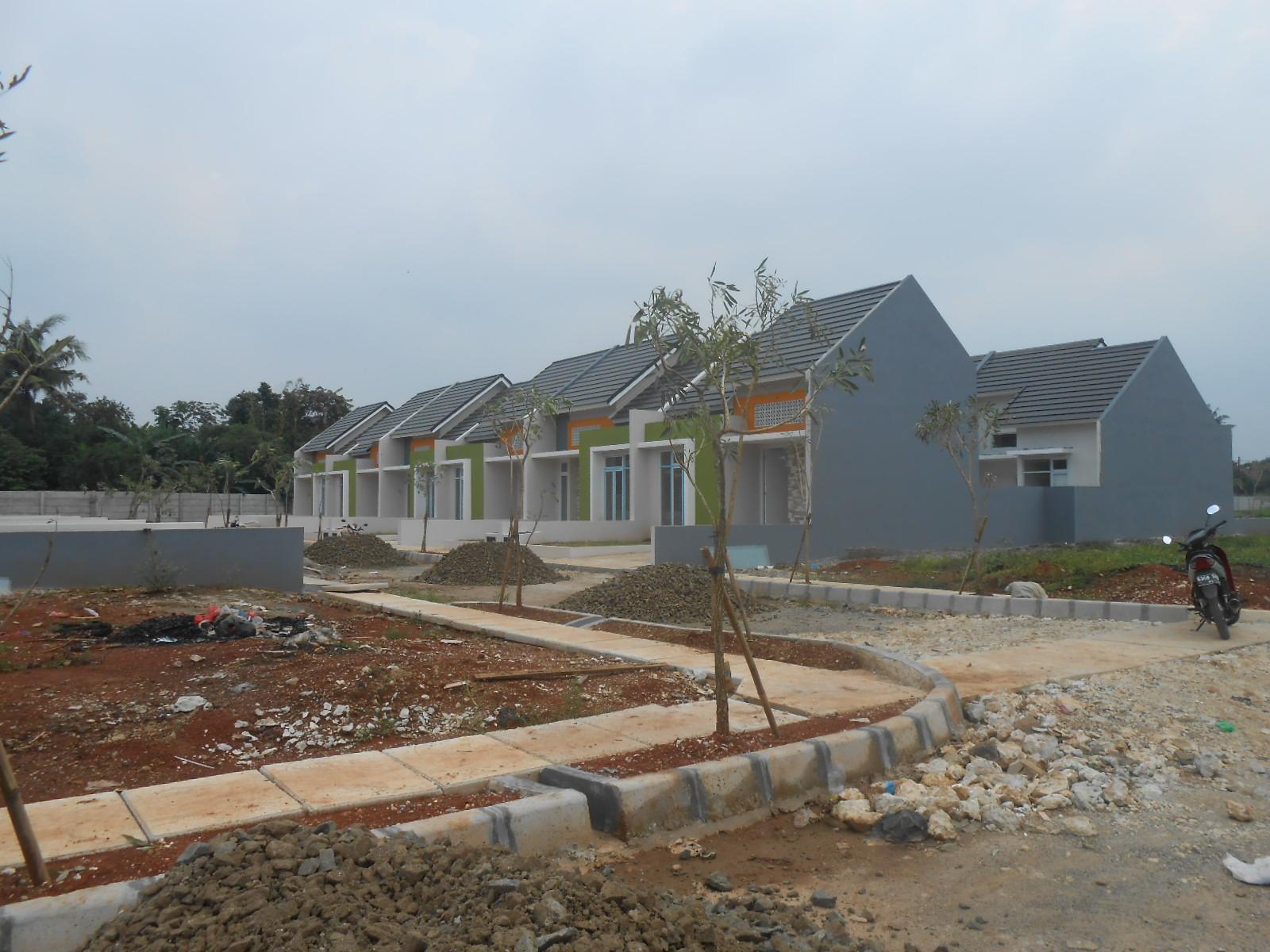 Perumahan Spring Garden Residence Bekasi Spring Garden Residence Kampung Sawah