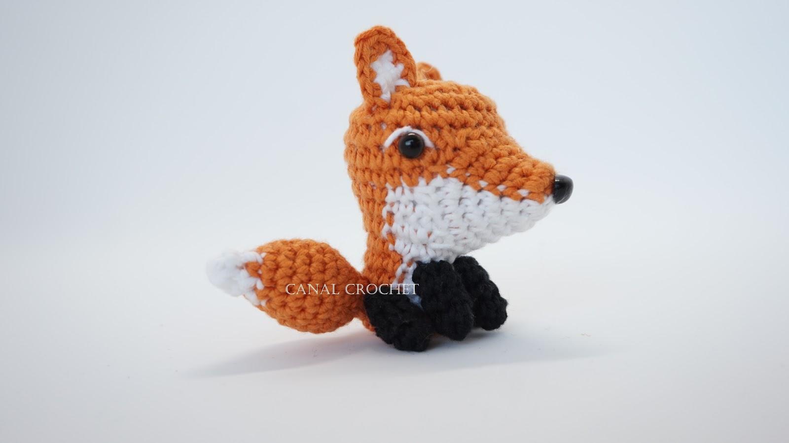 The Sleepy Fox | Amigurumi patrones gratis, Patrones amigurumi ... | 899x1600