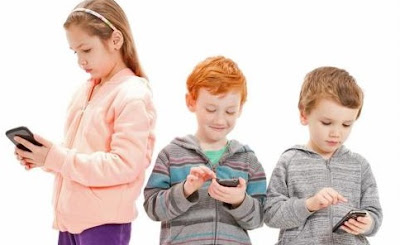 10 Cara Mengatasi Kecanduan Gagdet Pada Anak